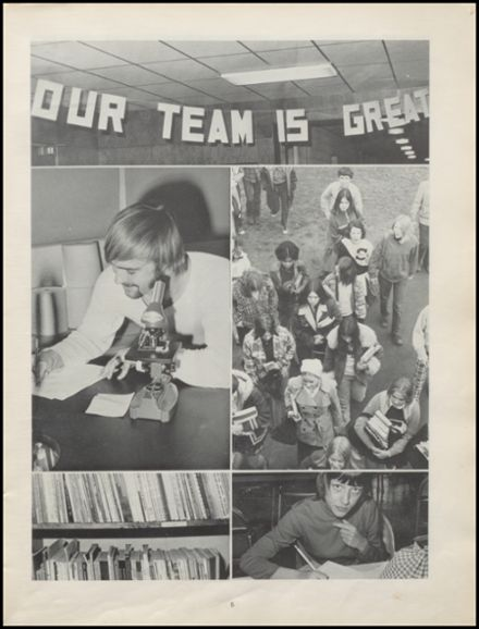 1975 Stillwater High School Yearbook Page 9