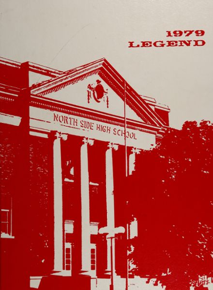 1979 North Side High School Yearbook Cover