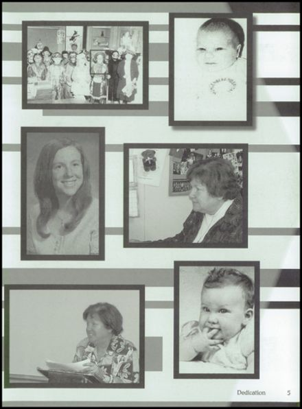 2005 Lutheran High School Yearbook Page 9