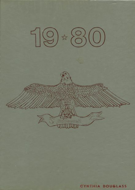 1981 Roosevelt High School Yearbook Page 1