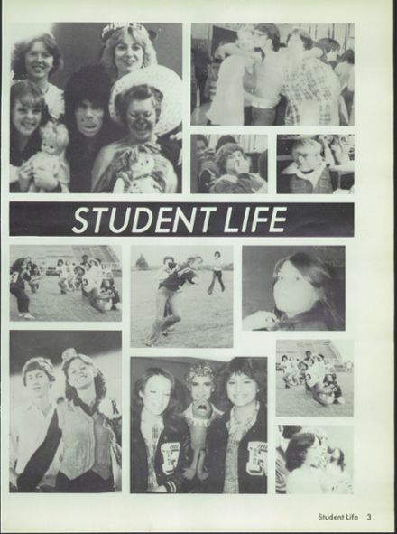 1981 Roosevelt High School Yearbook Page 7