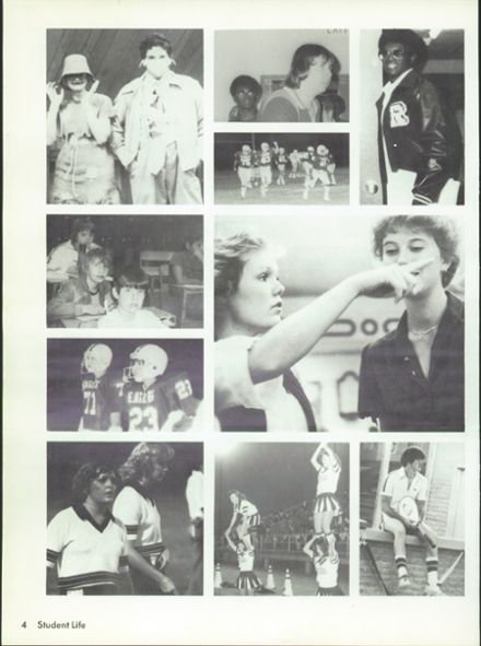 1981 Roosevelt High School Yearbook Page 8