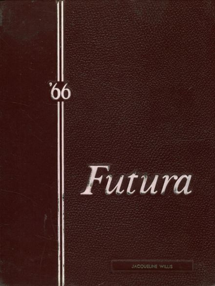 1966 Fifth Avenue High School Yearbook Cover