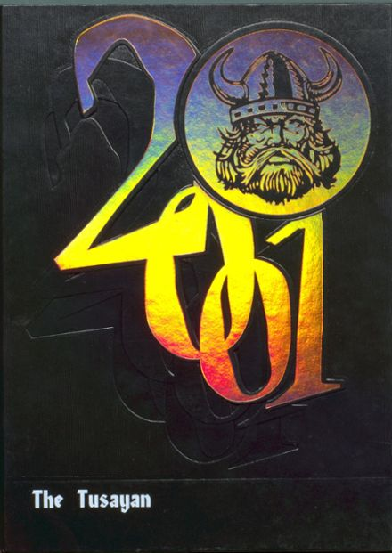 2001 Williams High School Yearbook Cover