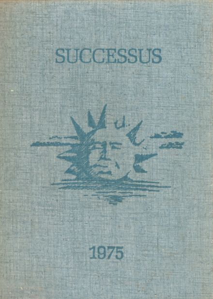 1975 Tylertown High School Yearbook Cover