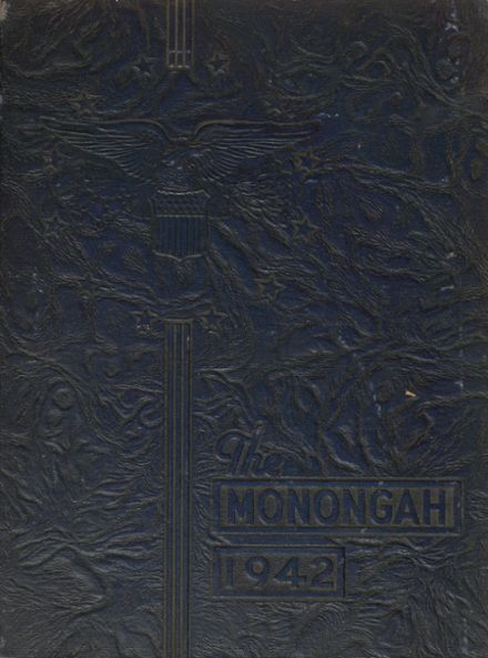 1942 Monongah High School Yearbook Cover