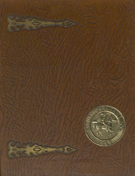 1969 Stoughton High School Yearbook Cover