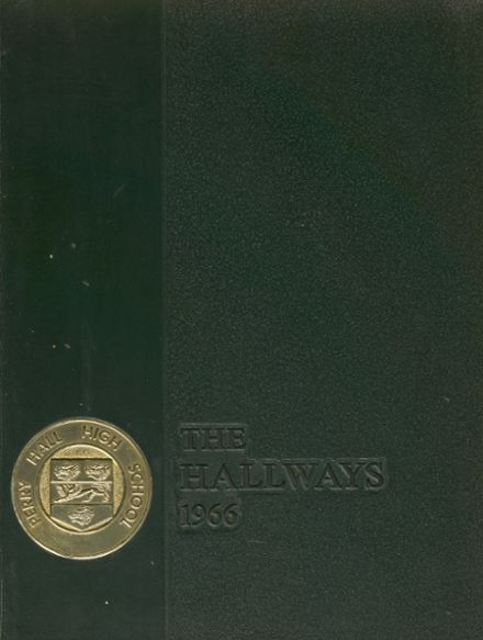 1966 Perry Hall High School Yearbook Cover