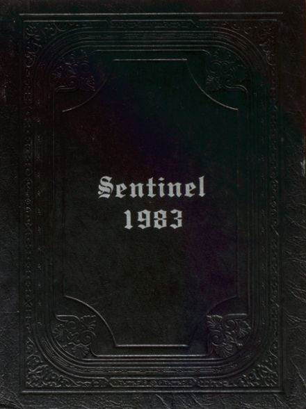 1983 Southside Christian High School Yearbook Cover