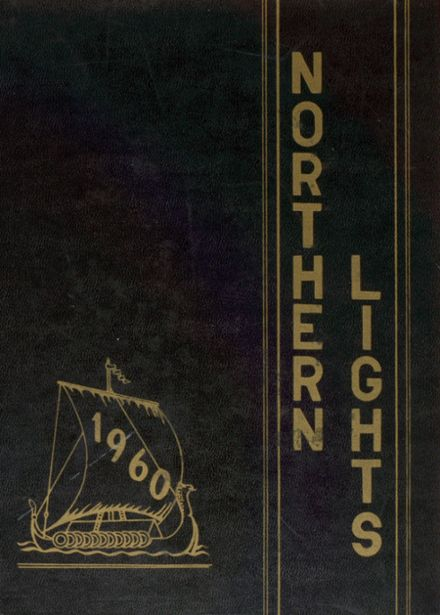 1960 North High School Yearbook Cover