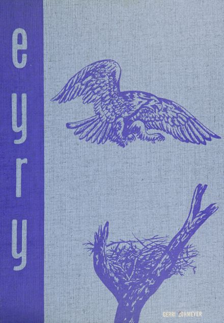 1970 High Point High School Yearbook Cover