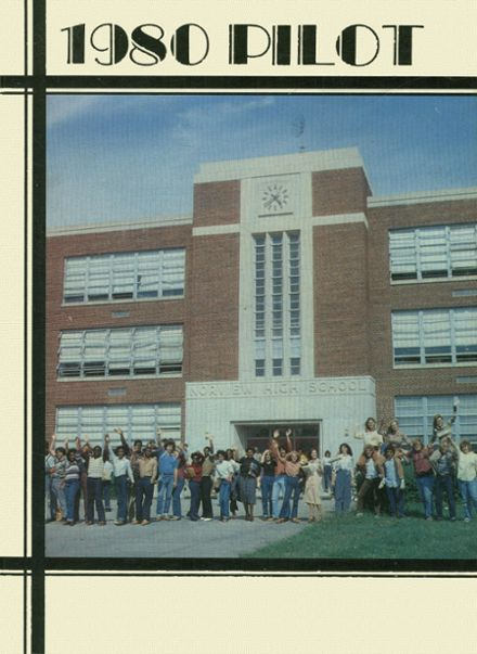 1980 Norview High School Yearbook Cover