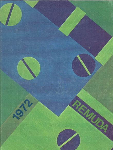 1972 Walther Lutheran High School Yearbook Cover