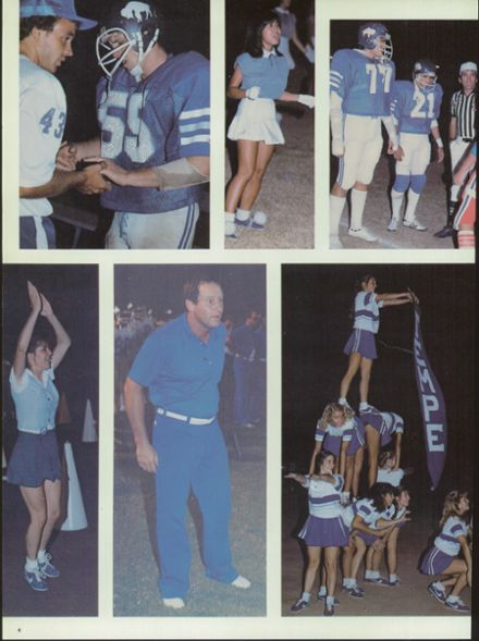 1982 Tempe High School Yearbook Page 8