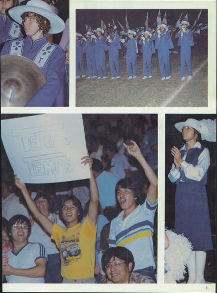 1982 Tempe High School Yearbook Page 9