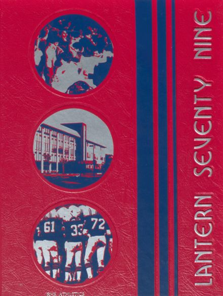 1979 Revere High School Yearbook Cover