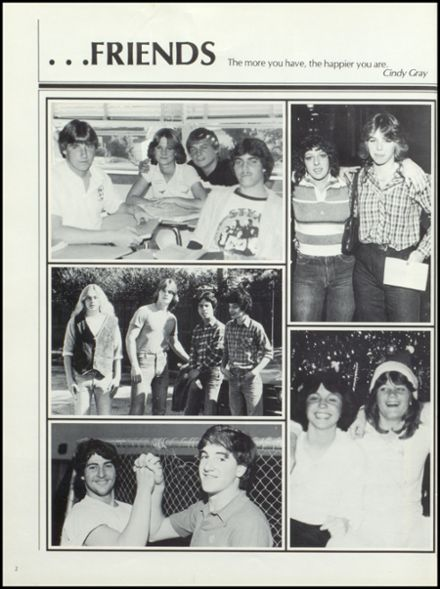 1982 Levittown Memorial High School Yearbook Page 6