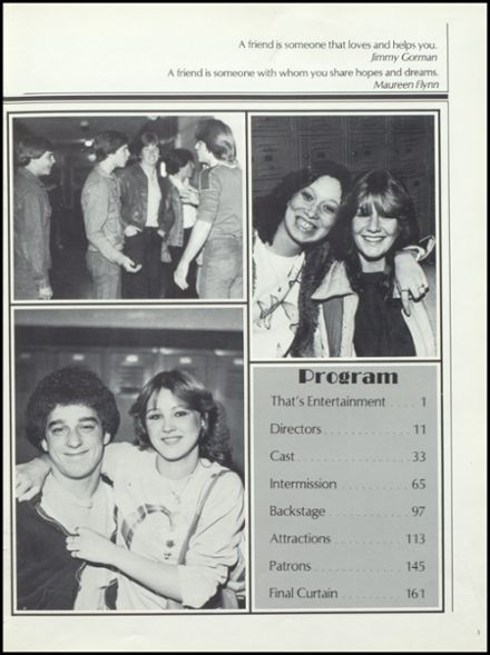1982 Levittown Memorial High School Yearbook Page 7