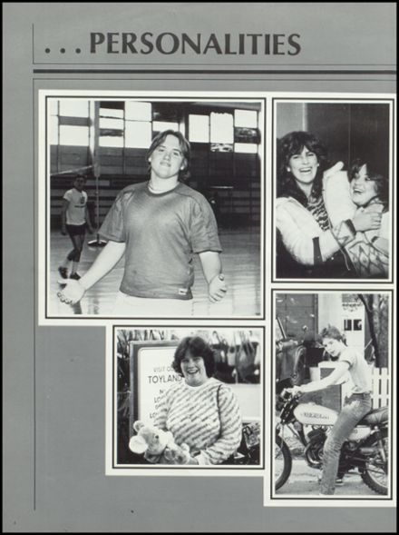 1982 Levittown Memorial High School Yearbook Page 8