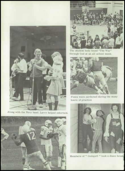 1980 Beckman High School Yearbook Page 6