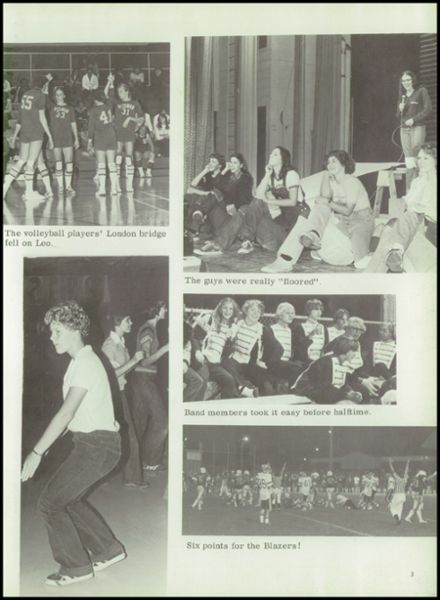 1980 Beckman High School Yearbook Page 7