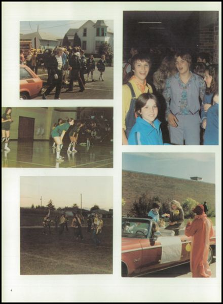 1980 Beckman High School Yearbook Page 8