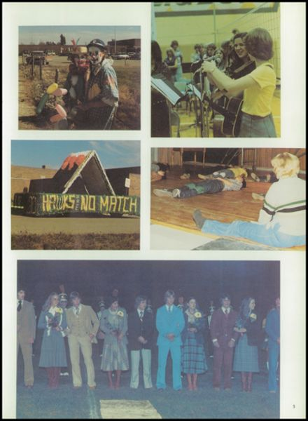 1980 Beckman High School Yearbook Page 9