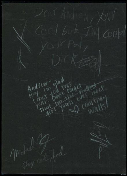 1995 Lutheran High School Yearbook Page 2