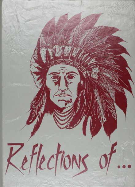 1985 Istrouma High School Yearbook Cover