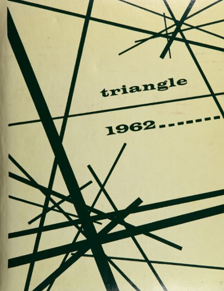 1962 Cass Technical High School Yearbook Cover