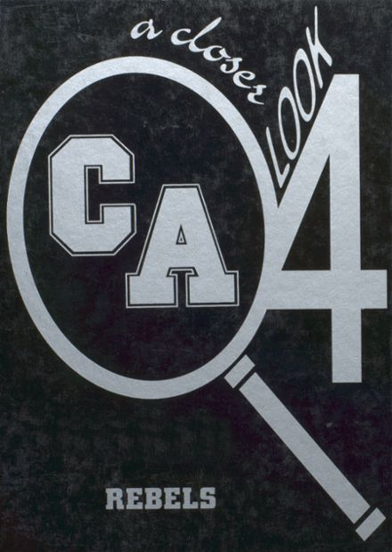 2004 Carroll Academy Yearbook Cover