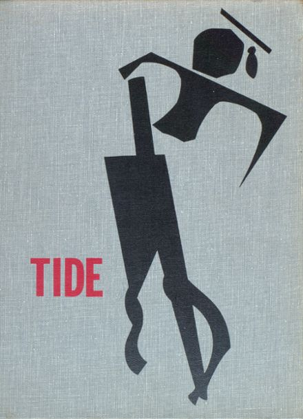 1967 Concord High School Yearbook Cover