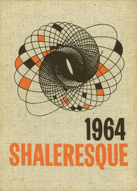 1964 Shaler Area High School Yearbook Cover