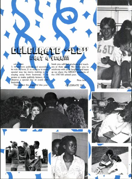 1988 North Desoto High School Yearbook Page 6