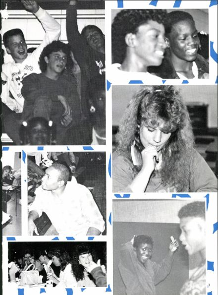 1988 North Desoto High School Yearbook Page 7