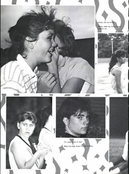 1988 North Desoto High School Yearbook Page 8
