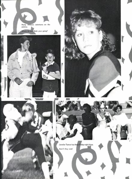 1988 North Desoto High School Yearbook Page 9