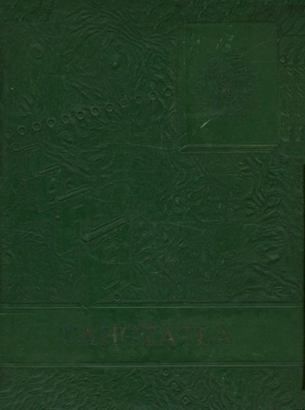 1956 Stillwater High School Yearbook Cover
