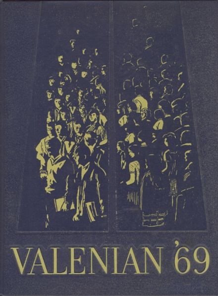 1969 Valparaiso High School Yearbook Page 1