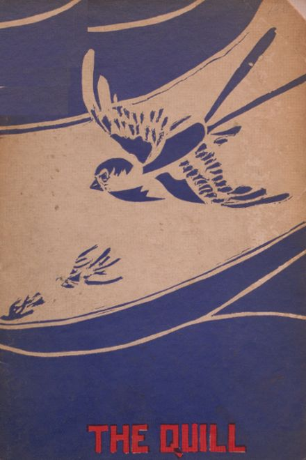 1931 East High School Yearbook Cover