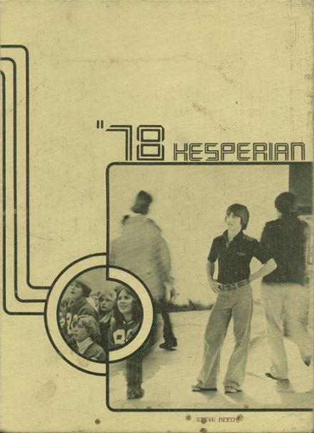 1978 Oregon City High School Yearbook Cover