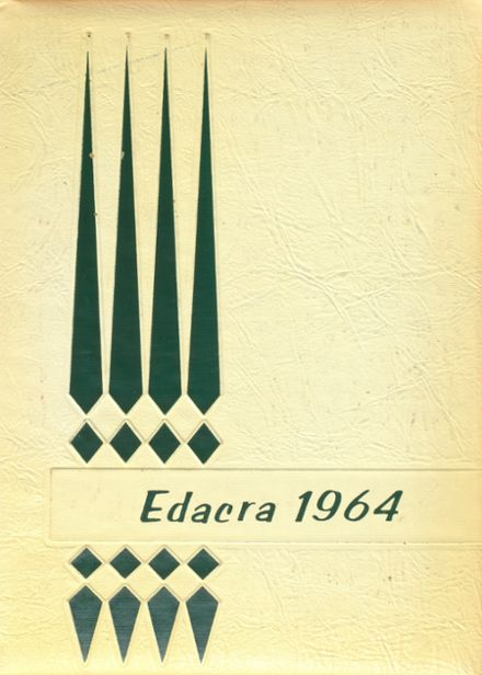 1964 Arcade Central High School Yearbook Cover