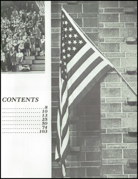 1972 West Valley High School Yearbook Page 7