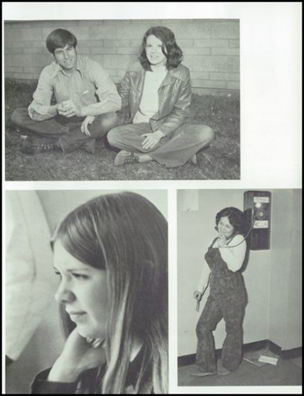 1972 West Valley High School Yearbook Page 9
