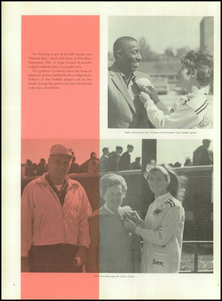 1968 Eisenhower High School Yearbook Page 8