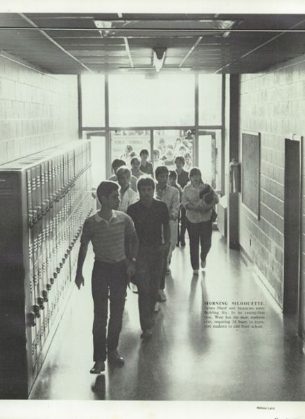 dbe910065 ... 1985 West Forsyth High School Yearbook Page 7