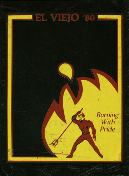 1980 Mission Viejo High School Yearbook Cover