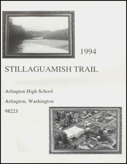 1994 Arlington High School Yearbook Page 5