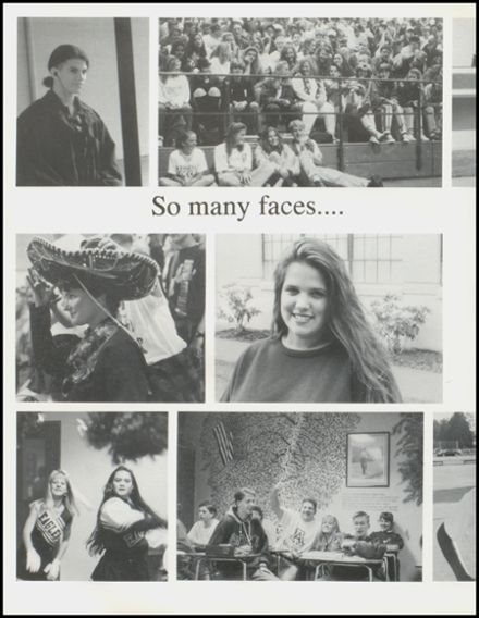 1994 Arlington High School Yearbook Page 8