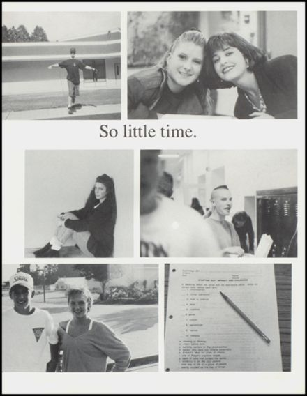 1994 Arlington High School Yearbook Page 9